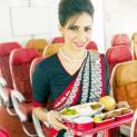 छोटी घरेलू उड़ानों में एयर इंडिया देगा केवल शाकाहारी भोजन